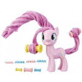 My Little Pony Poník s kadeřnickými doplňky Pinkie Pie