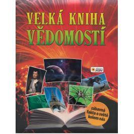 Velká kniha vědomostí - červená