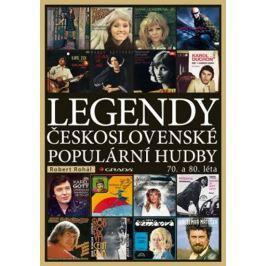 Rohál Robert: Legendy československé populární hudby 70. a 80. léta