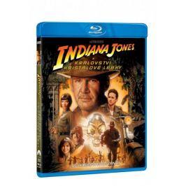 Indiana Jones a království křišťálové lebky    - Blu-ray
