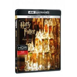 Harry Potter a Princ dvojí krve  (2 disky) - Blu-ray + 4K ULTRA HD
