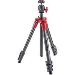 Manfrotto Compact Light s kulovou hlavou Red