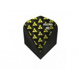 Target – darts Letky Vision Ultra No2 Agora Ghost - Yellow 34332530