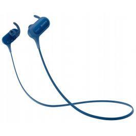 Sony MDR-XB50BSL, modrá