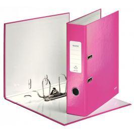 Pořadač pákový Leitz 180° WOW A4 7,5 cm růžový