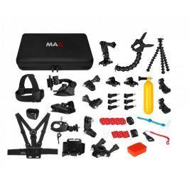 MAX MAC2001B univerzální sada 43v1 příslušenství pro akční kamery