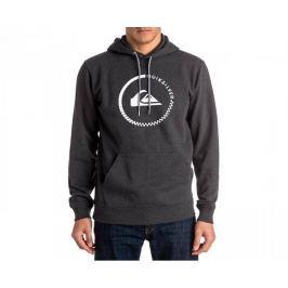 Quiksilver Big Logo Hood M Otlr Dark Grey Heather S