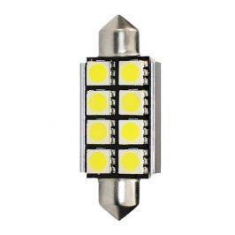 M-Tech LED žárovky - Premium, bílá, typ C5W, 1,92W