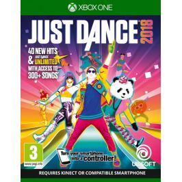 Ubisoft Just Dance 2018 / Xbox One