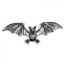 Highway-Hawk samolepící emblém  BAT - netopýr, 125mm