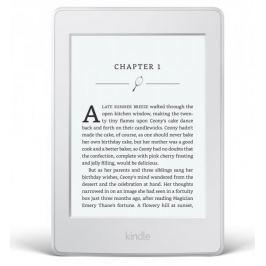 Amazon Kindle Paperwhite 3 2015, bílá - SPONZOROVANÁ VERZE