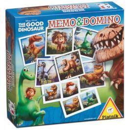 Piatnik Pexeso a domino Hodný Dinosaurus