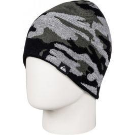Quiksilver Knox Beanie M Hats Kvj9 Black Grey Camokazi