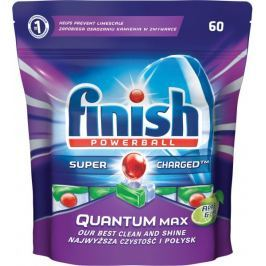 Finish Quantum Max Apple & Lime 60 ks