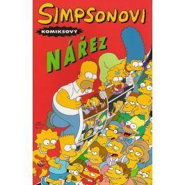 Groening Matt, Morrison Bill: Simpsonovi Komiksový nářez