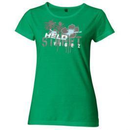 Held triko dámské STREET vel.XS zelená