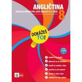 Jesenik a kolektiv Nevenka: Angličtina 8 - Dokážeš to! - Výklad a cvičení pro lepší znalosti v 8. tř