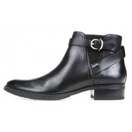 Geox dámská kotníčková obuv Meldi Np Abx 36 černá
