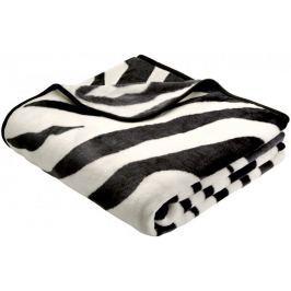 Biederlack Simply Luxury Zebra 220x240 cm