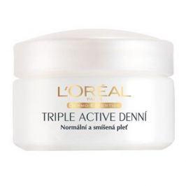 L'Oréal Denní hydratační krém pro normální a smíšenou pleť (Triple Active) 50 ml