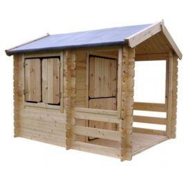 CUBS Dětský dřevěný domek Ema