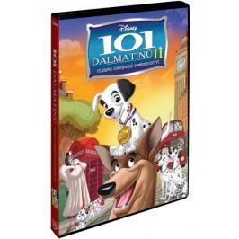 101 Dalmatinů 2: Flíčkova londýnská dobrodružství    - DVD