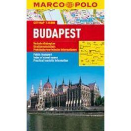 Budapest - City Map 1:15000