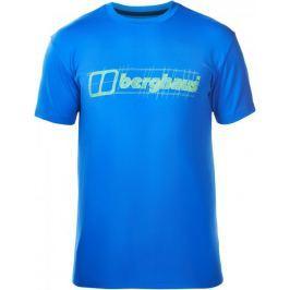 Berghaus Voyager Sketch T Shirt Am Blue M