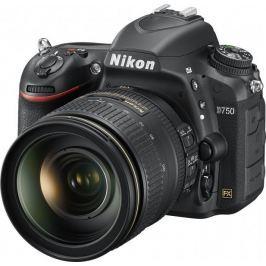 Nikon D750 + 24 - 120 mm VR
