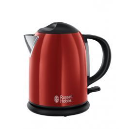 Russell Hobbs 20191-70 Red Compact Kettle 2.2kw