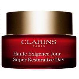 Clarins Omlazující denní krém pro všechny typy pleti Super Restorative (Objem 50 ml)