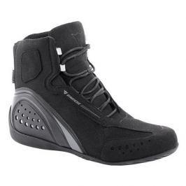 Dainese kotníkové dámské boty MOTORSHOE LADY D-WP JB vel.40 černá/černá/antracit (pár)