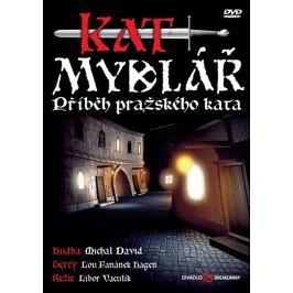 Kat Mydlář (Příběh pražského kata) - český muzikál   - DVD