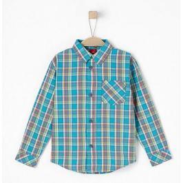s.Oliver chlapecká košile 104/110 vícebarevná