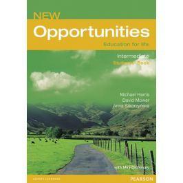 Harris Michael: New Opportunities Global Intermediate Students´ Book NE