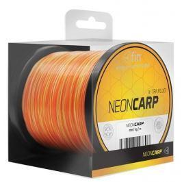 FIN Vlasec Neon Carp Žluto Oranžová 600 m 0,26 mm, 10,8 lb