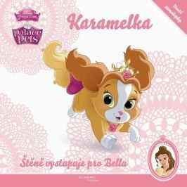 Disney Walt: Palace Pets Karamelka - Štěně vystupuju pro Bellu