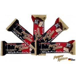 POWER SYSTEM High Protein Bar 5x 35 g kokos
