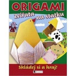 Origami – Zvířata na statku