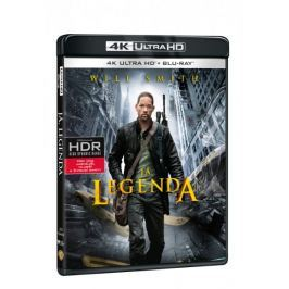 Já, legenda  (2 disky) - Blu-ray + 4K ULTRA HD