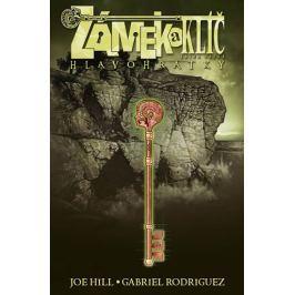 Hill Joe, Rodriguez Gabriel,: Zámek a klíč 2 - Hlavohrátky