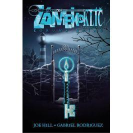 Hill Joe, Rodriguez Gabriel,: Zámek a klíč 3 - Koruna stínů