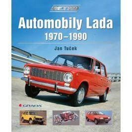 Tuček Jan: Automobily Lada 1970–1990
