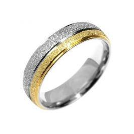 Silvego Snubní ocelový prsten Flers RRC0365 (Obvod 61 mm)
