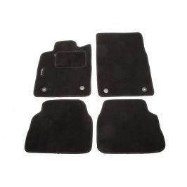 MAMMOOTH Koberce textilní, Opel Vectra C 2002-2009, černé, sada 4 ks