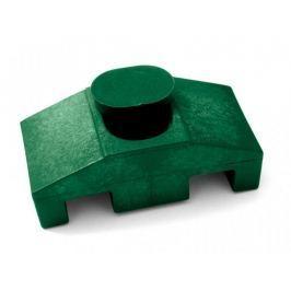 Příchytka PVC pro panely SUPER STRONG - barva zelená