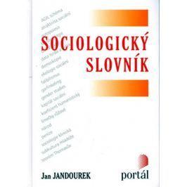 Jandourek Jan: Sociologický slovník