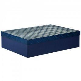Dárková krabice Lukáš 5, tmavě modrá - 51x36x13cm