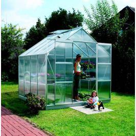 VITAVIA skleník VITAVIA URANUS 6700 PC 4 mm stříbrný
