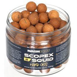 Nash Boilies Scopex & Squid Hard-Ons Tvrdé 100 g, 12 mm